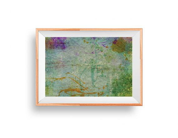 Abstract Art Print Abstract Decor Modern Art Giclee Print on Cotton Canvas and Satin Photo Paper Poster Home Wall Art