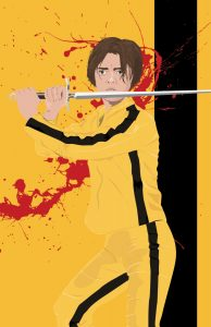 arya-stark-as-the-bride-mashup-poster-game-of-thrones-kill-bill-original-illustration-giclee-print-cotton-canvas-paper-canvas-pop-culture-5817a9ed2.jpg