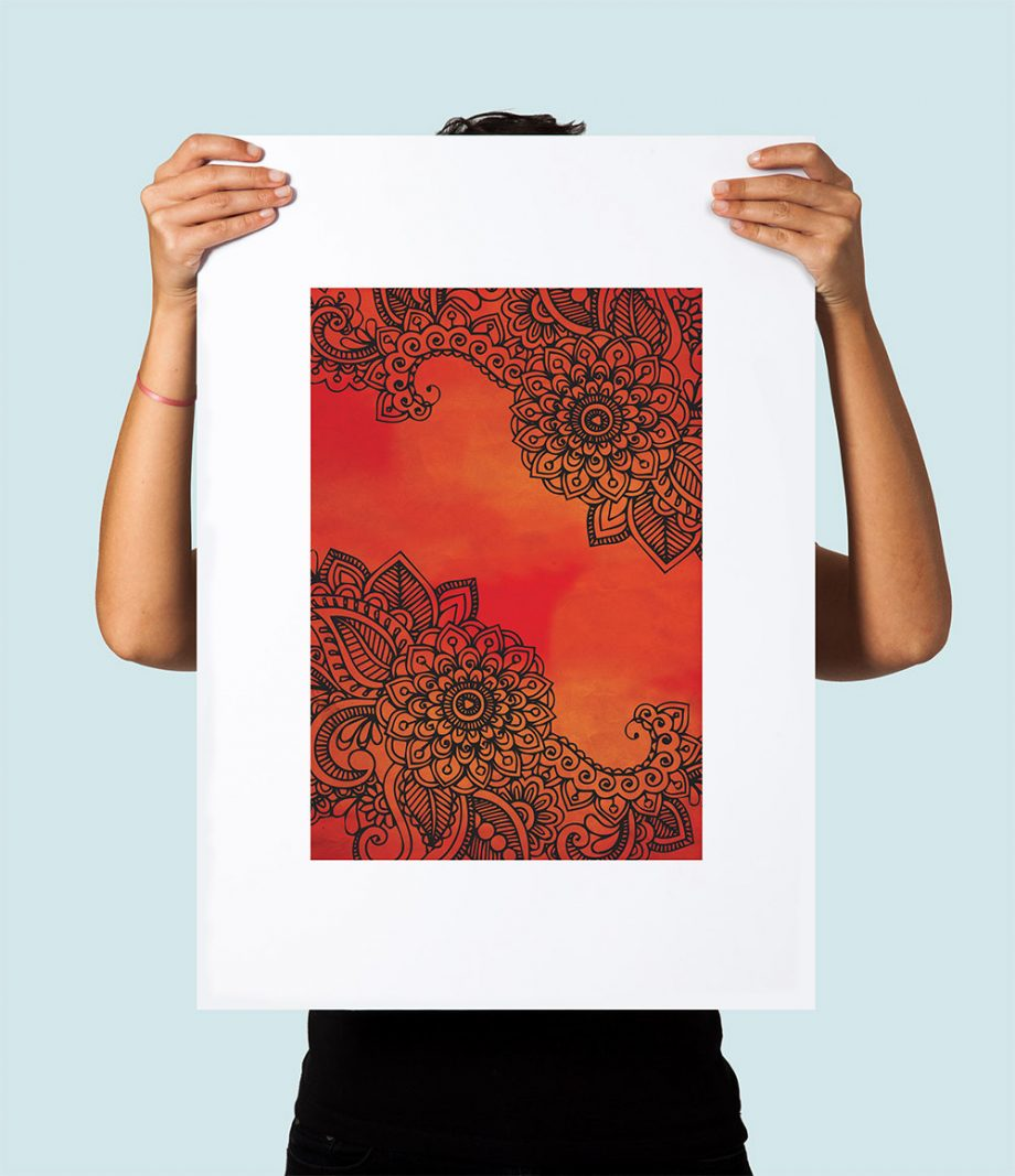 bohemian-floral-art-print-illustration-art-print-giclee-on-cotton-canvas-and-paper-canvas-boho-poster-wall-decor-5817b4f62.jpg
