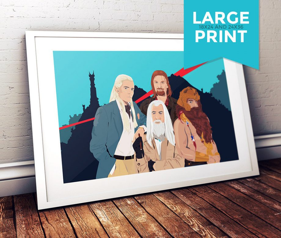 lord-of-the-rings-as-a-team-mashup-large-poster-original-illustration-giclee-print-on-satin-or-cotton-canvas-pop-culture-geek-gandalf-5817aad41.jpg