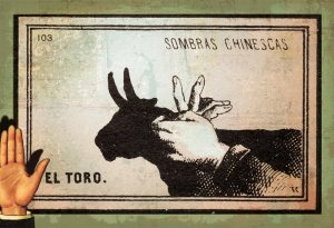 mexican-shadow-puppet-show-print-el-toro-decor-giclee-print-on-cotton-canvas-and-paper-canvas-poster-home-wall-art-5817b3e13.jpg