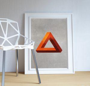mid-century-modern-print-geometric-pyramid-vintage-retro-abstract-art-print-large-poster-giclee-on-satin-or-cotton-canvas-wall-decor-5817ab162.jpg