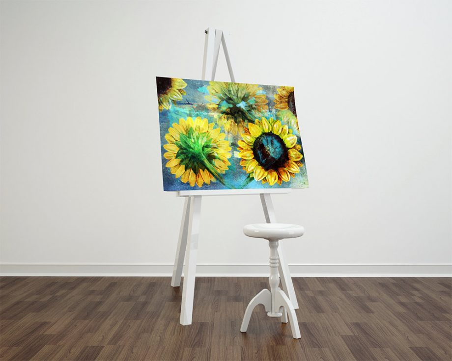 sunflowers-vintage-home-decor-wall-art-shabby-chic-gift-botanical-print-large-poster-on-satin-or-cotton-canvas-5817a9f62.jpg
