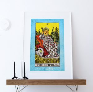tarot-print-the-empress-retro-illustration-art-rider-print-vintage-giclee-on-cotton-canvas-or-paper-canvas-poster-wall-decor-5817a9c31.jpg