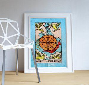 tarot-print-wheel-of-fortune-retro-illustration-art-rider-print-vintage-giclee-on-cotton-canvas-and-satin-photo-paper-5817a9b93.jpg