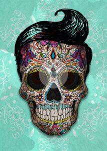 Sugar-Skull-Hair-Colorful-Watermark
