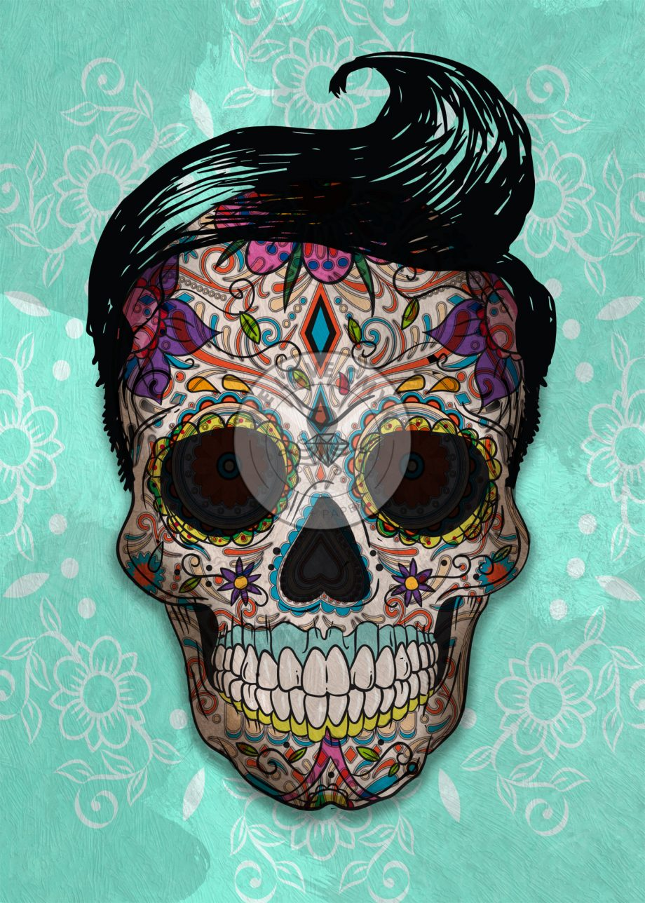 Sugar-Skull-Hair-Colorful-Watermark