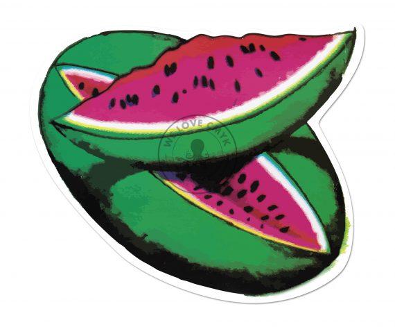 Loteria-La-Sandia-Sticker-Watermark