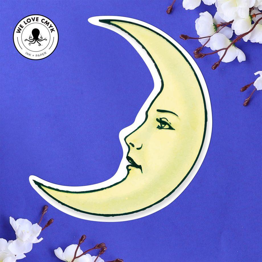 Loteria-La-Luna-Sticker