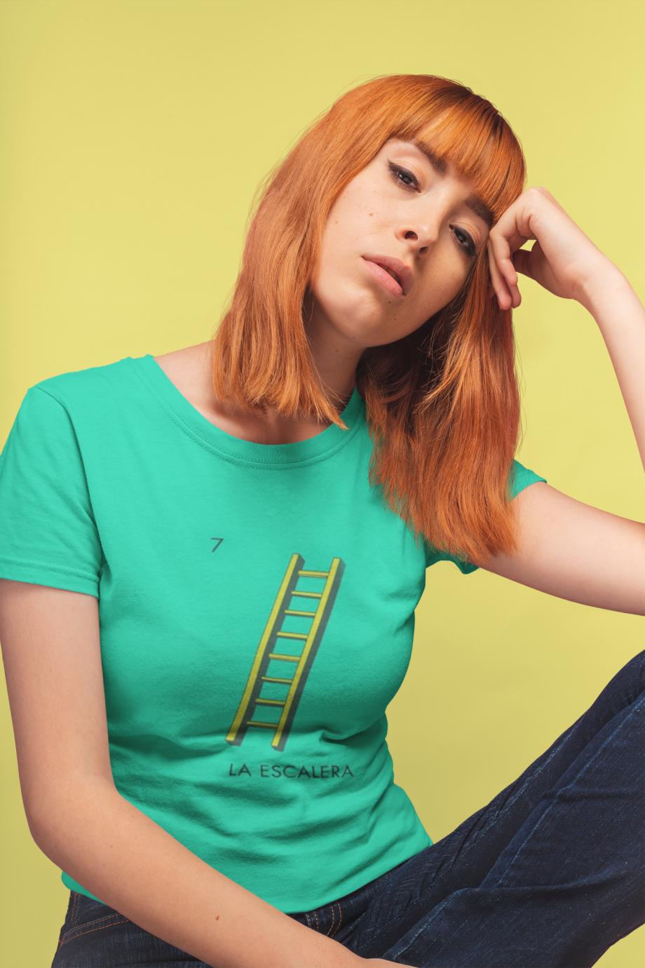 La Escalera Loteria Women's T-Shirt